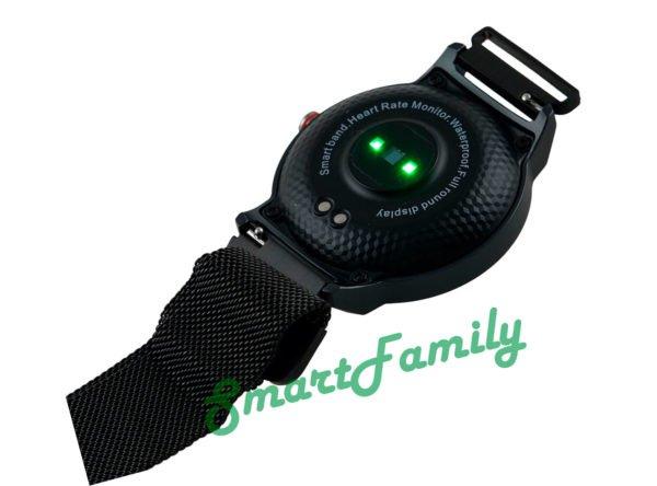 часы LEMFO ELF1 пульсометр
