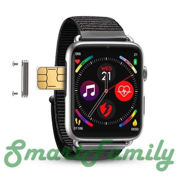 часы LEMFO LEM10 с сим картой