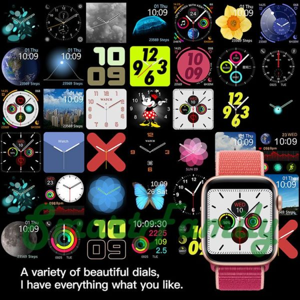 дисплеи часы IWO 12