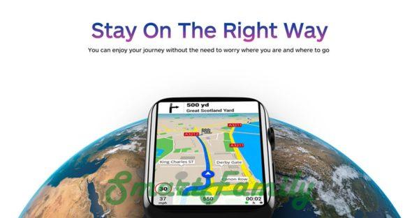навигация GPS LEMFO LEM10
