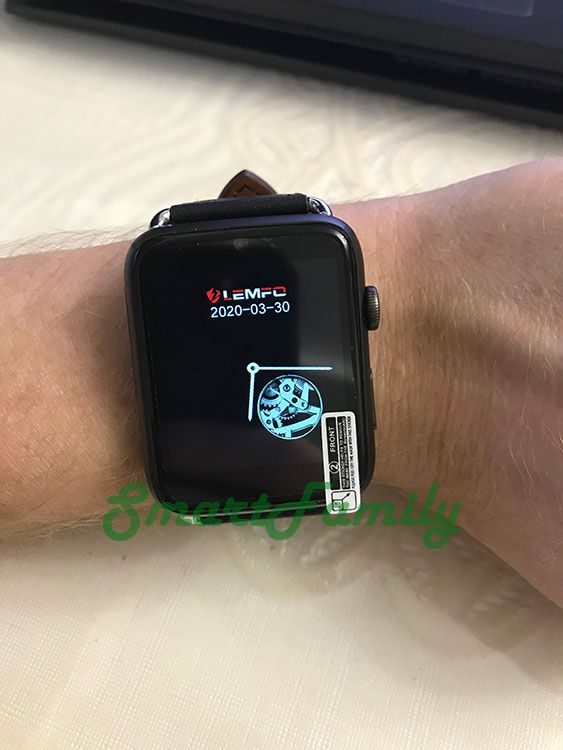 smart watch LEM10