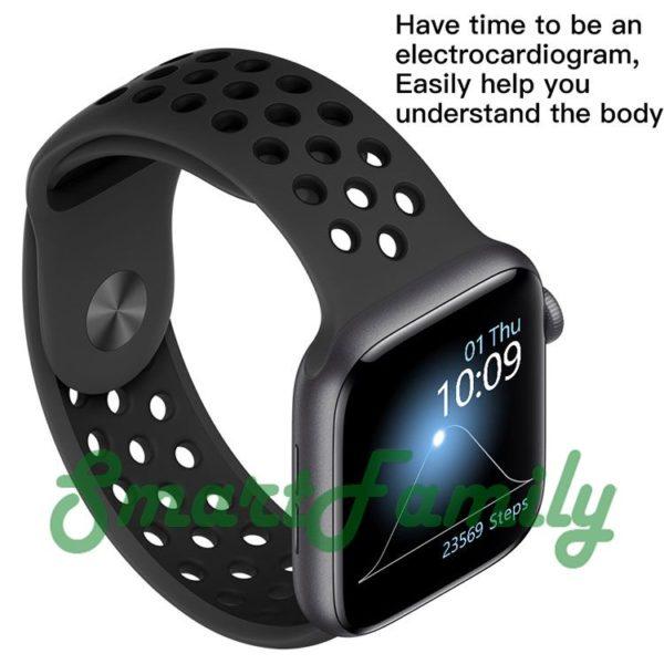 умные часы IWO 12