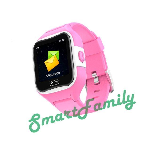 часы SMA M2 розовые