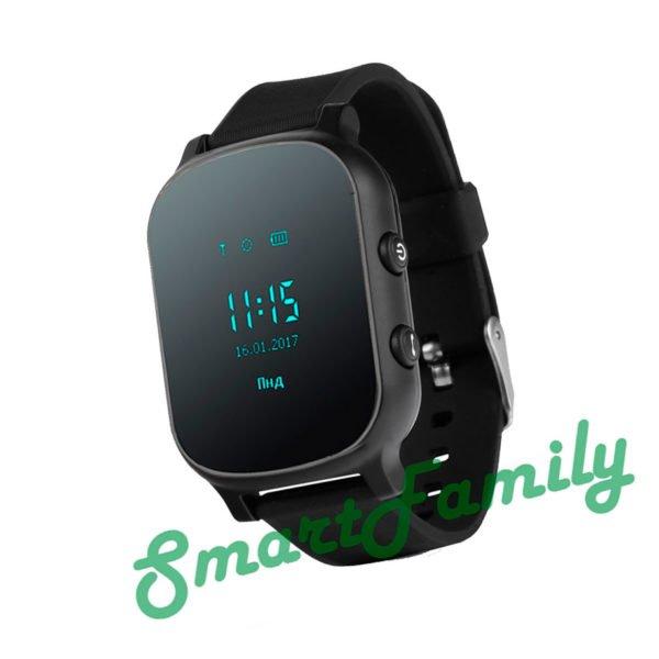 smart watch T58 черные