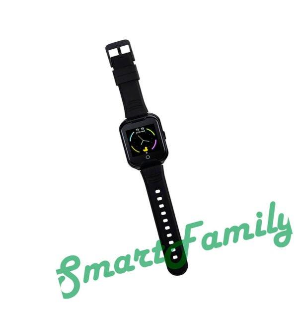 детские часы KT11 черные