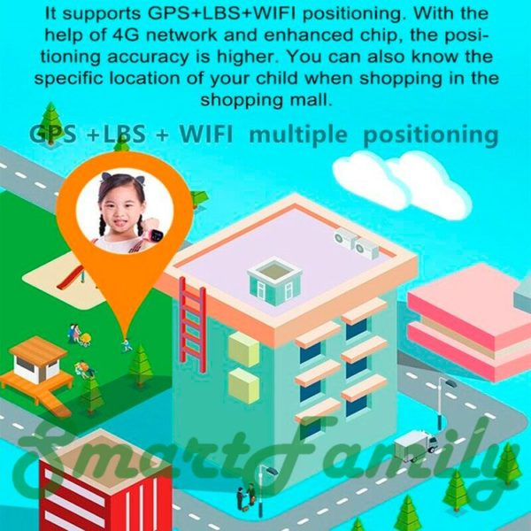 часы T5S с GPS