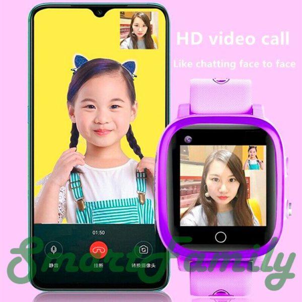 часы T5S с видеозвонком