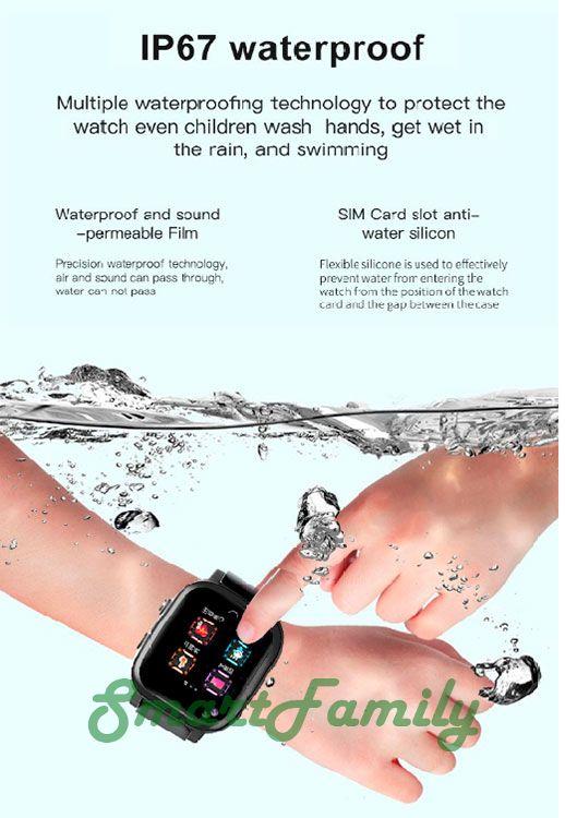 водонепроницаемые часы T5S