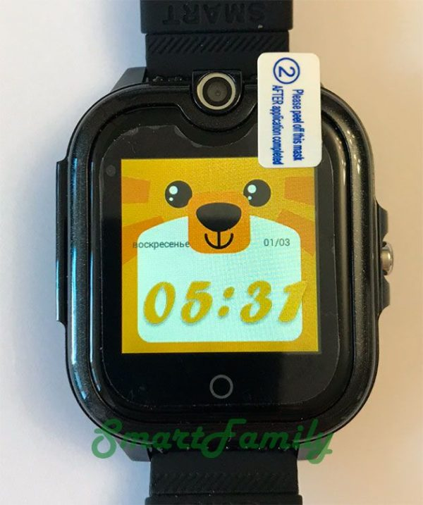 Smart Baby Watch KT13 дисплеи