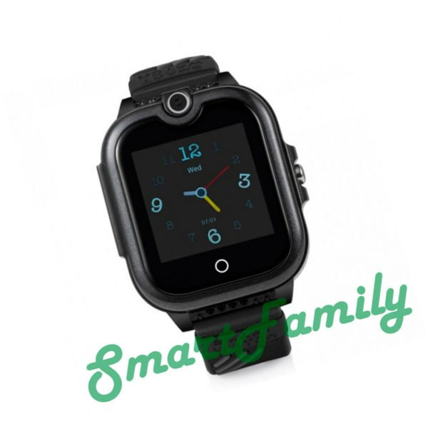 часы Wonlex KT13 черные