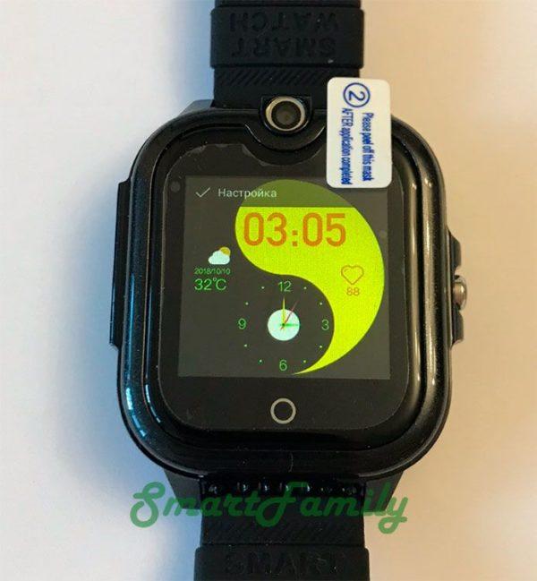 часы Wonlex KT13 дисплеи