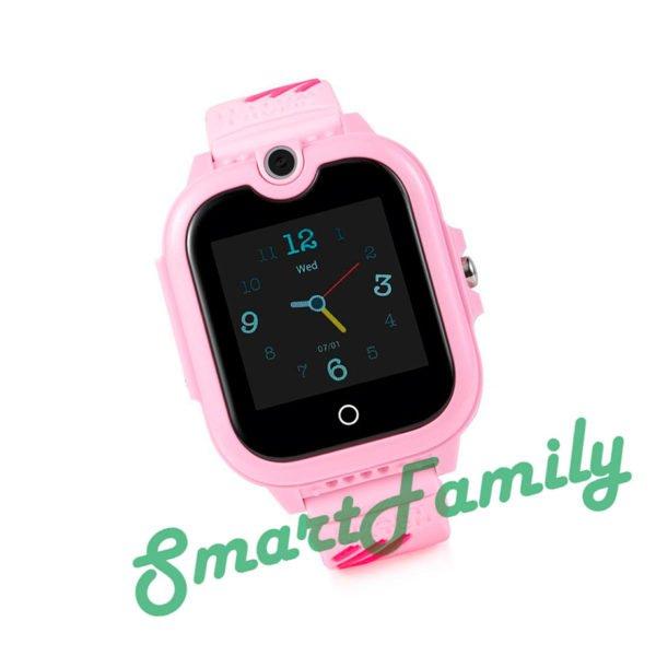 часы Wonlex KT13 розовые