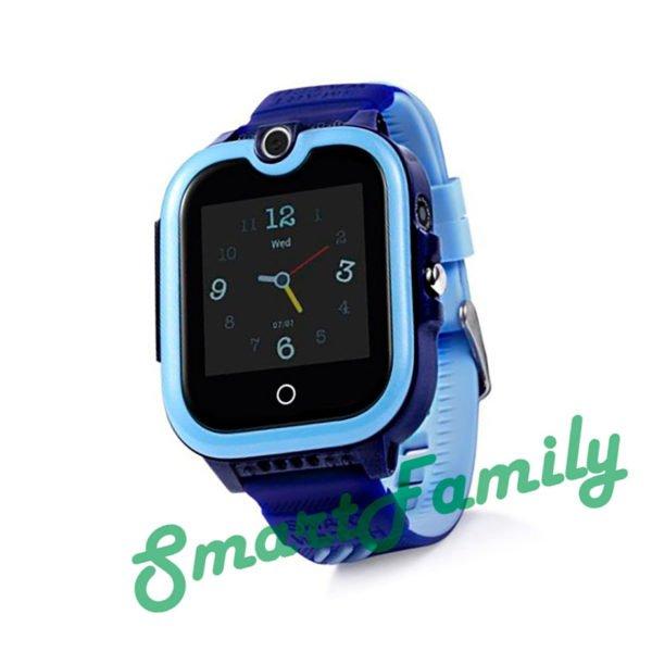 часы Wonlex KT13 сини-голубые
