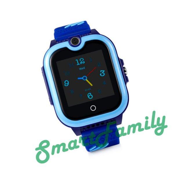 часы Wonlex KT13 синие