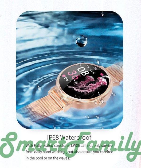 часы LW06 для плавания