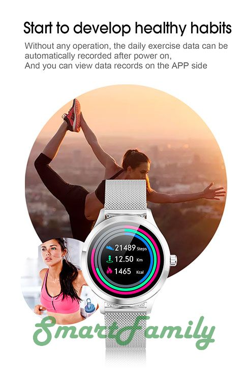 фитнес часы LW07