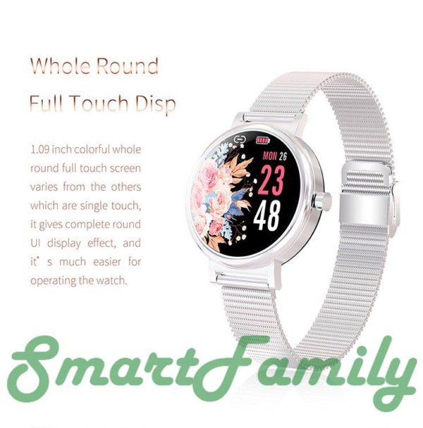 умные часы LW06