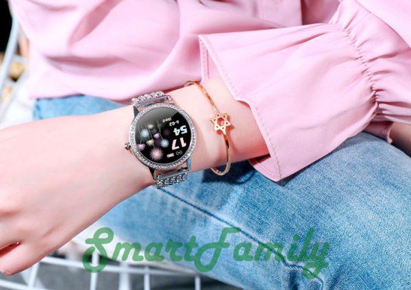 женские умные часы LW20