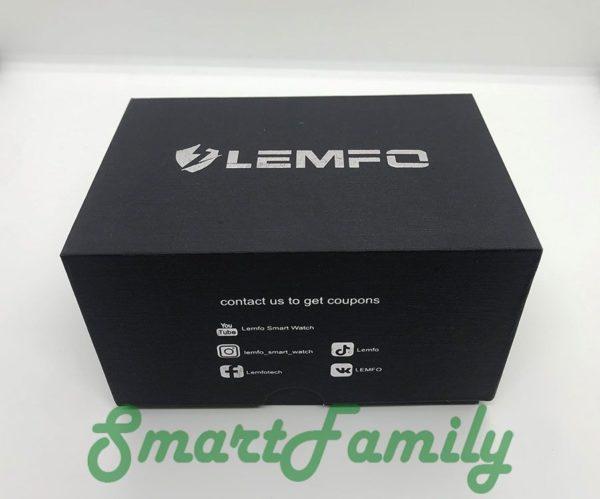 LEMFO LEM 12 коробка