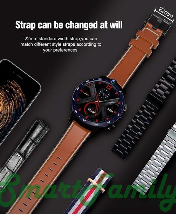 часы LEM 12 сменный браслет