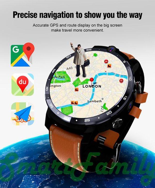 часы с GPS LEM 12