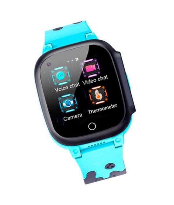 детские часы T8W голубые