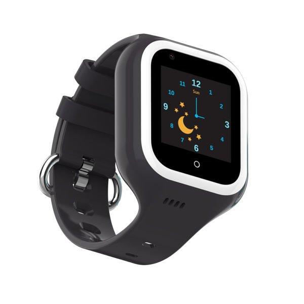 умные часы черные KT21