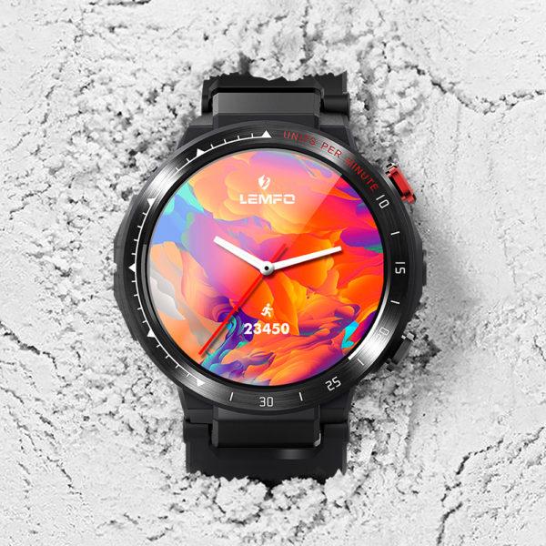 lemfo les4 smart watch