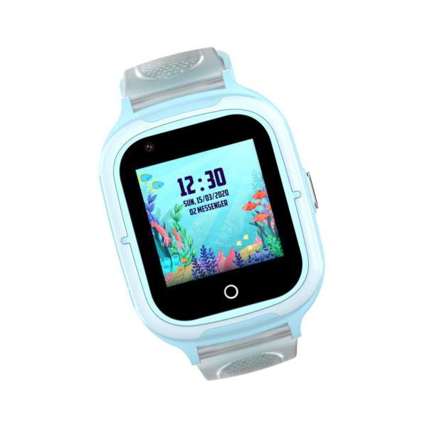 умные детские часы с gps kt23